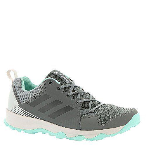 adidas outdoor donne terrex tracerocker w tracce di scarpe da corsa, grey