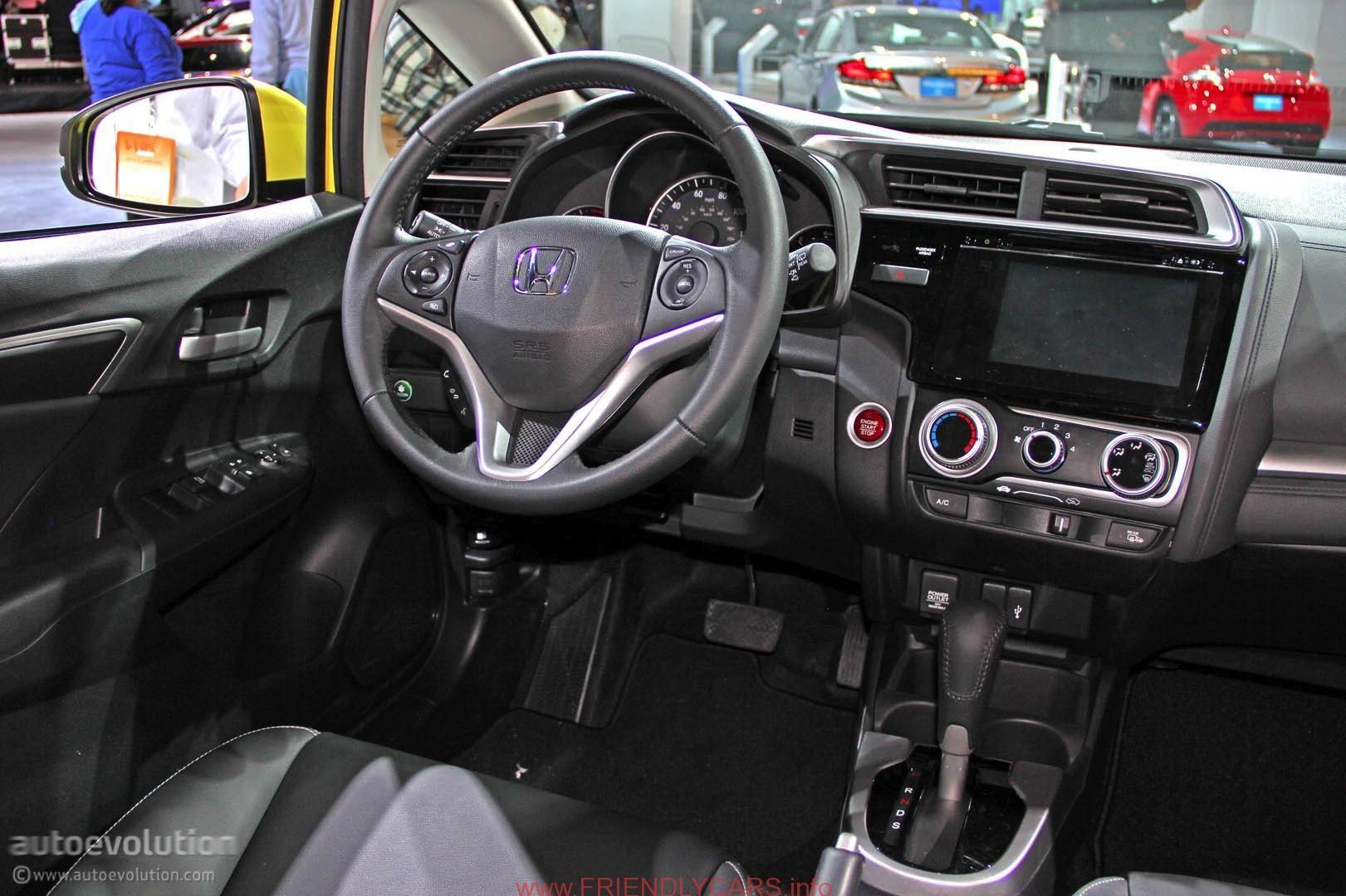 Nice 2014 Honda Fit Interior Car Images Hd 2015 Honda Fit Is A Cool New  Urban