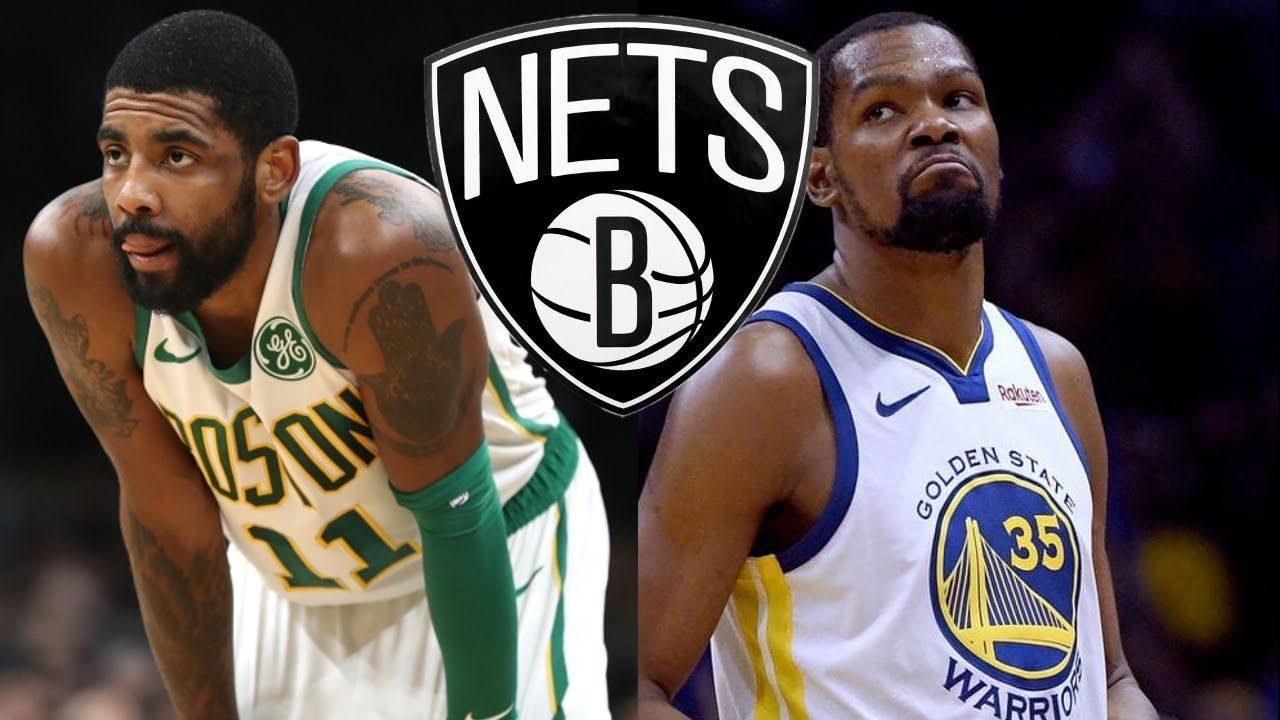 Brooklyn Nets Sign Kevin Durant & Kyrie Irving lol 2019