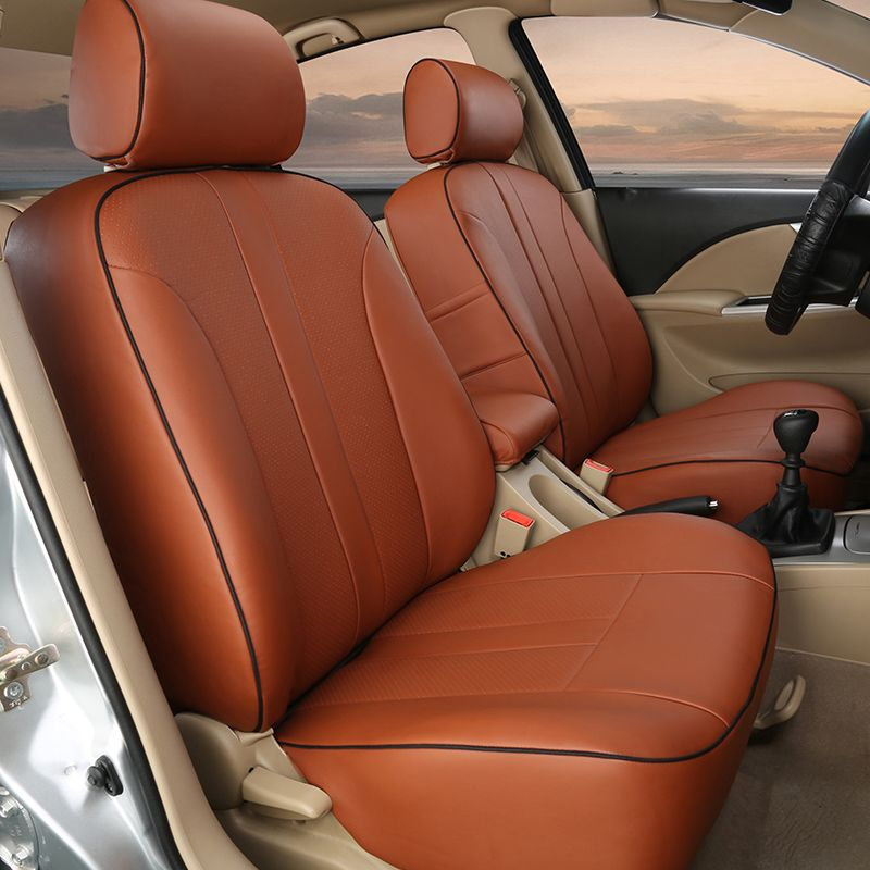 Free Shipping] Buy Best Automobiles seat cover PU leather car for ...