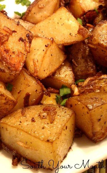 Easy Lipton Onion Oven Roasted Potatoes Recipe Onion Soup Recipes Vegetable Recipes Lipton