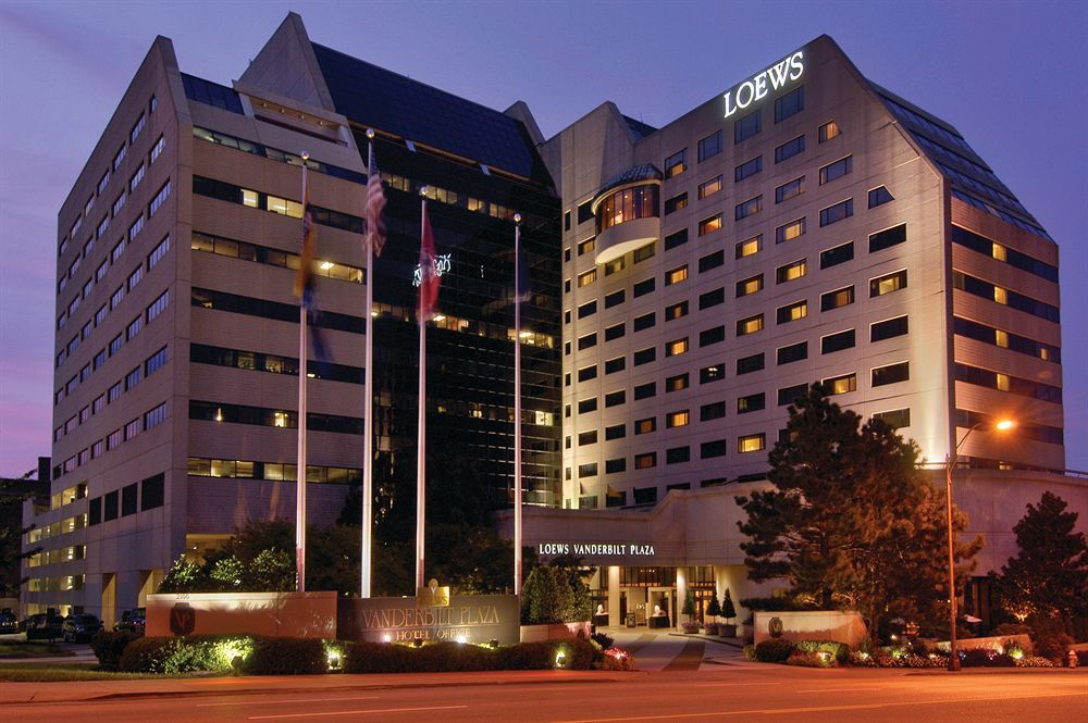 Loews Vanderbilt Hotel Nashville Tennessee I Use To Work For This Company And