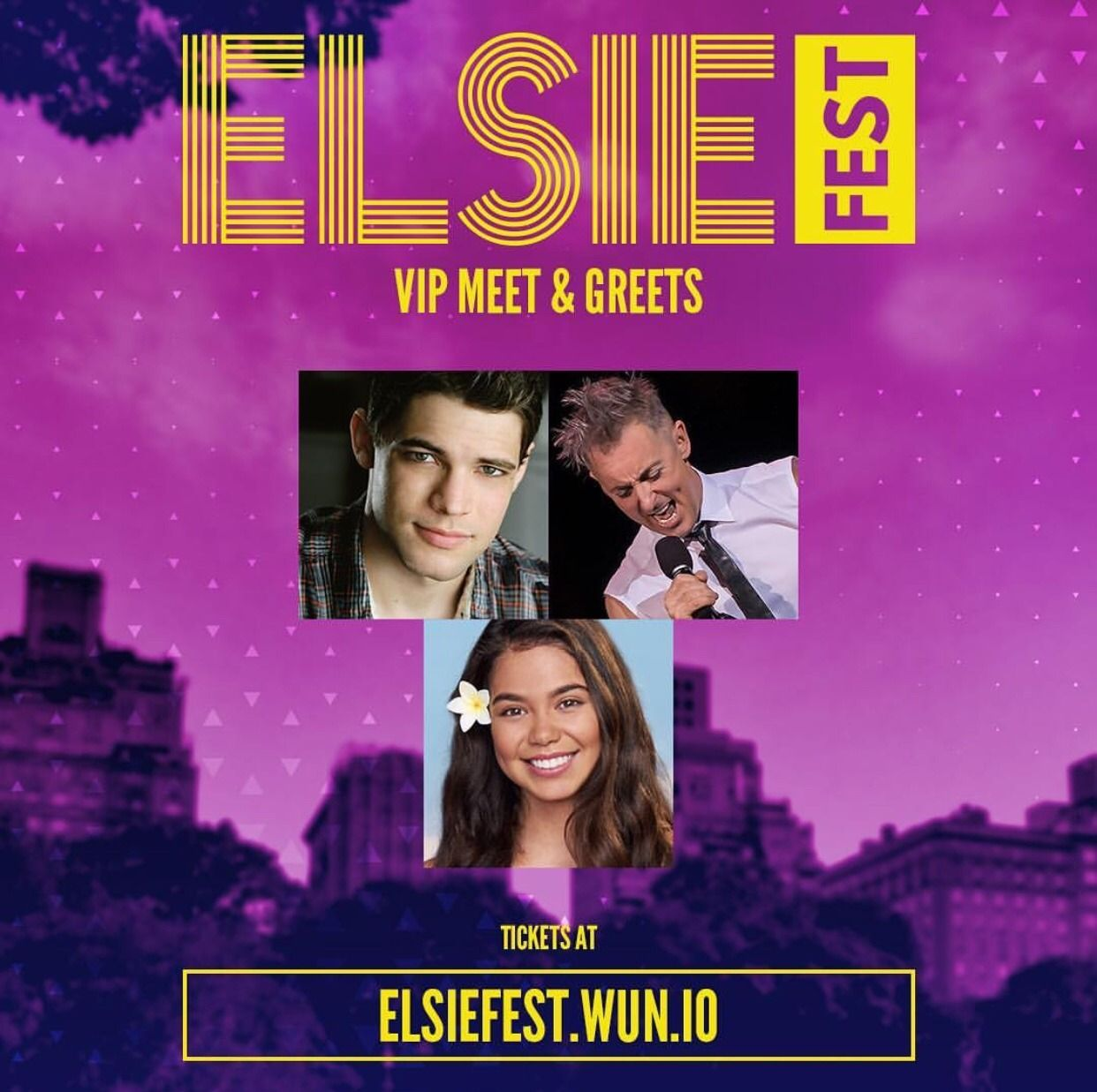 Elsiefest Elsie Fest Vip Meet And Greet Upgrades Are Still Available