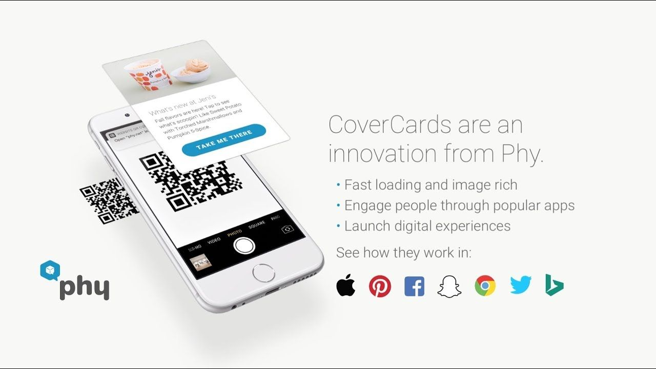 How to scan QR codes in iOS 11, Pinterest, Facebook