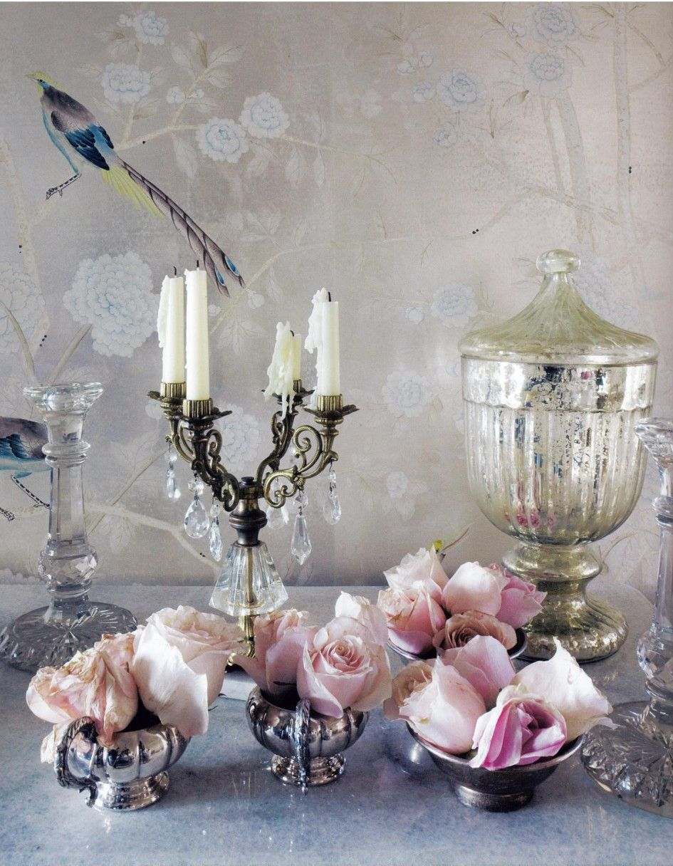 Kronleuchter Chic Antique Dekoration | Decoration Astonishing White Floral Valance And Crafts Shabby Chic