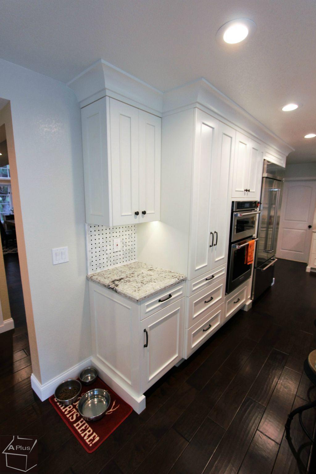 Design Build Home U0026 #kitchenRemodel With APlus #CustomCabinets In Santa Ana Orange  County. Contemporary Kitchen ...