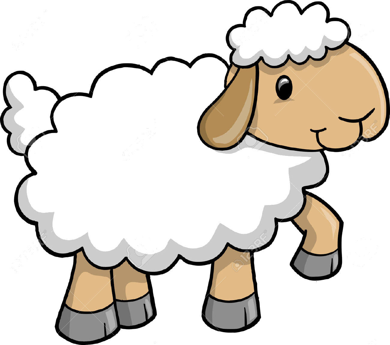 hight resolution of farm animals clipart sheep google search