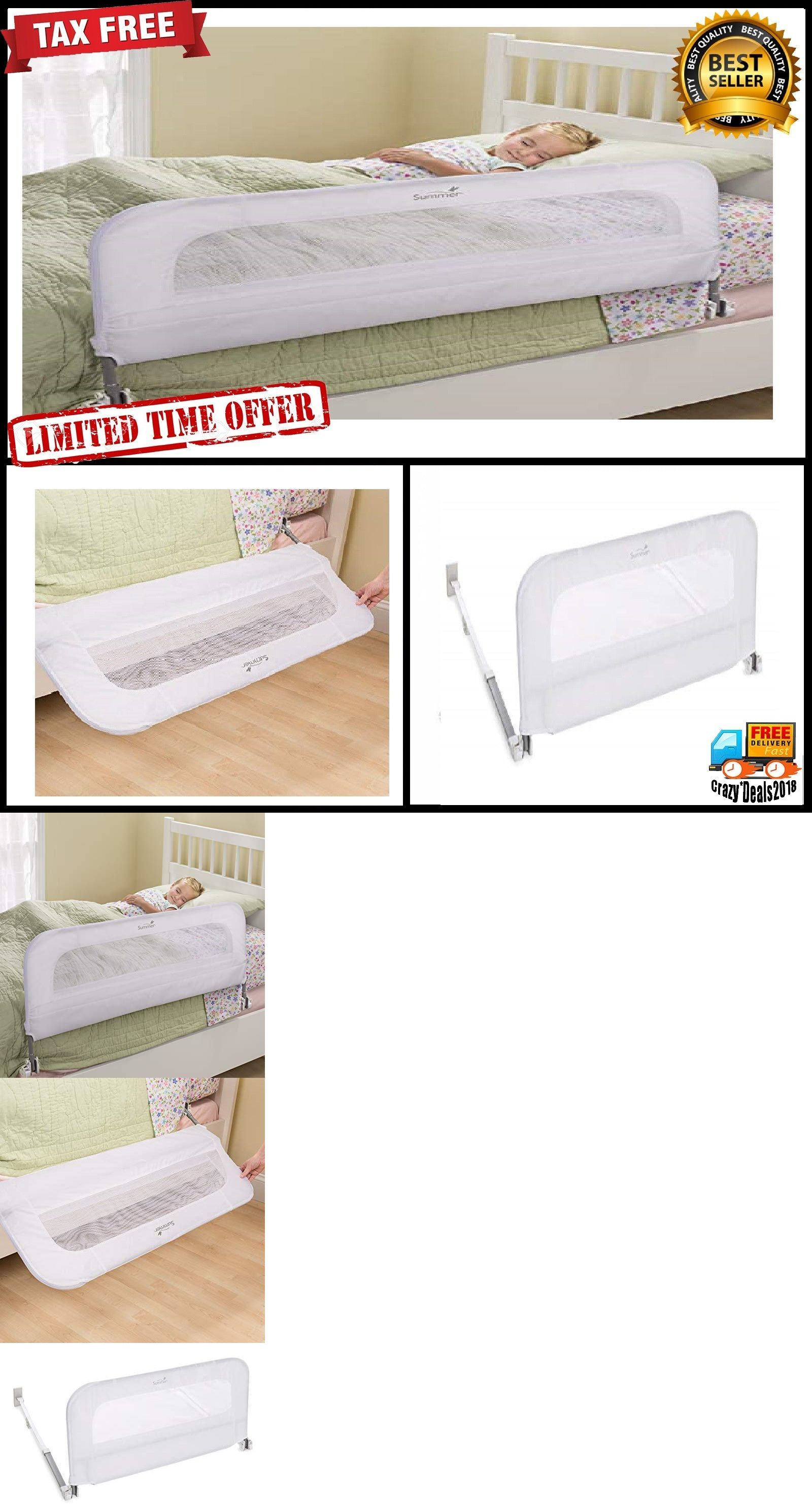 Bed Rails 162183 42.5 X 21 Single Fold Safety Bedrail Bed