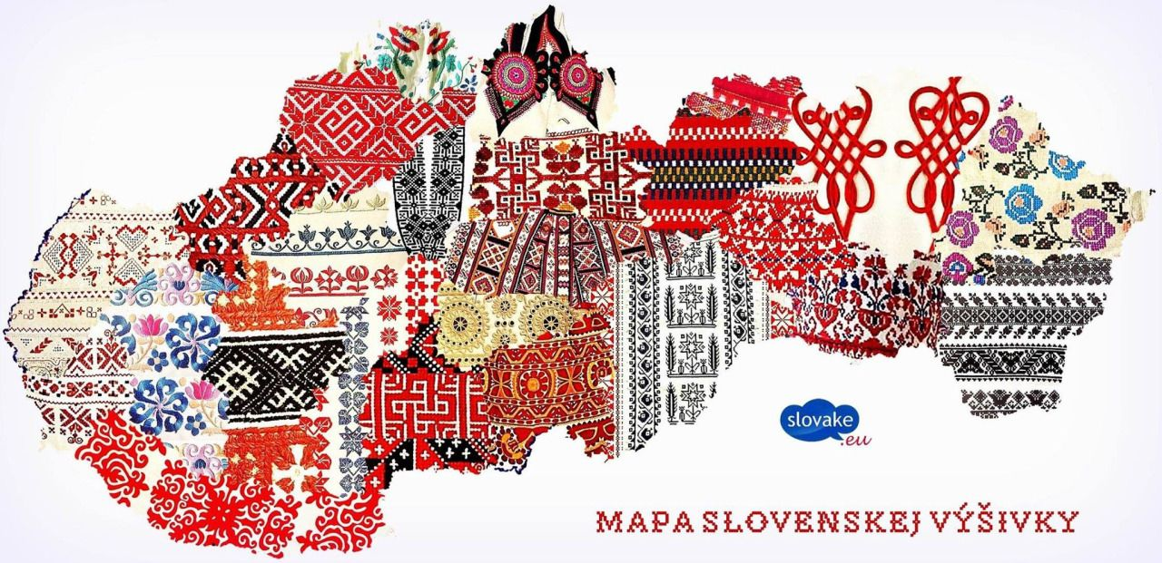 Maps on the Web : Photo   Folk embroidery, Flower embroidery