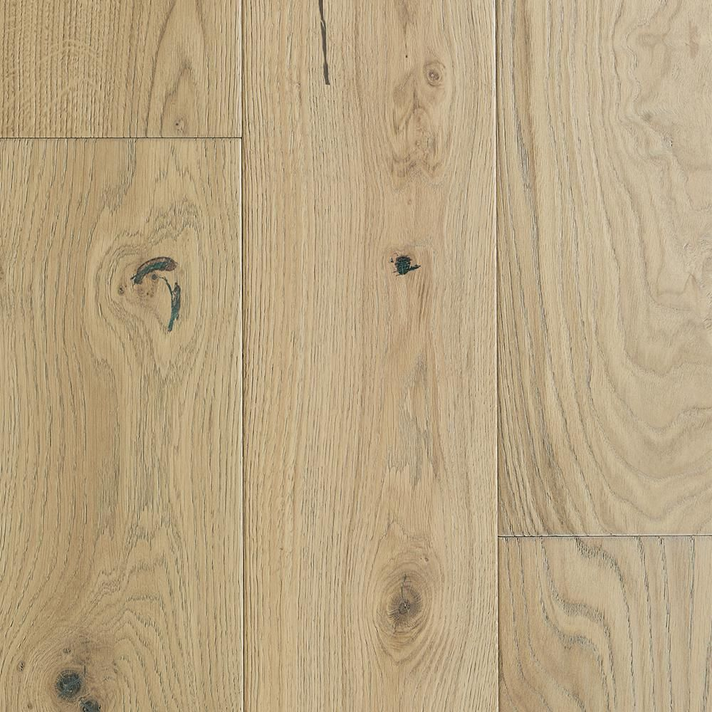 Malibu Wide Plank French Oak Mavericks 3 8 In T X 6 1 2 In W X Varying L Click Lock Engineered Ha In 2020 Engineered Hardwood Flooring French Oak Engineered Hardwood