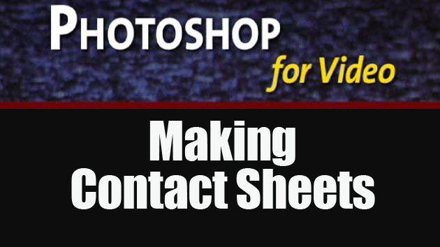 contact sheet photoshop - Google Search