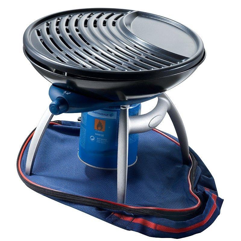 Barbecue Decathlon hornillo de gas party grill potencia: 1350w - 75€ | outdoor | pinterest