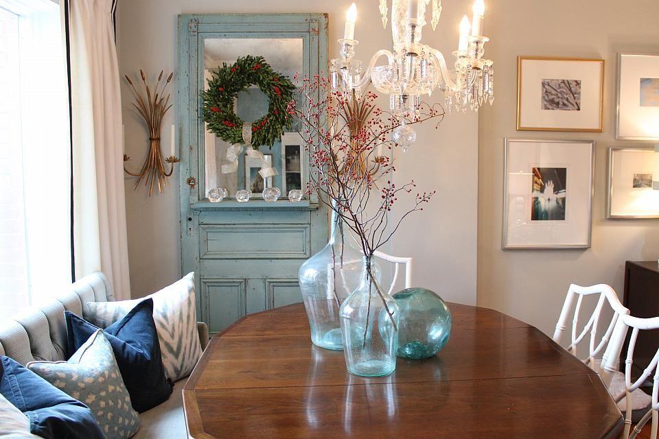 Bleu par ci, bleu par là! via le blogue de Sarah Richardson - Lindsay Mens Craig - Holiday Home