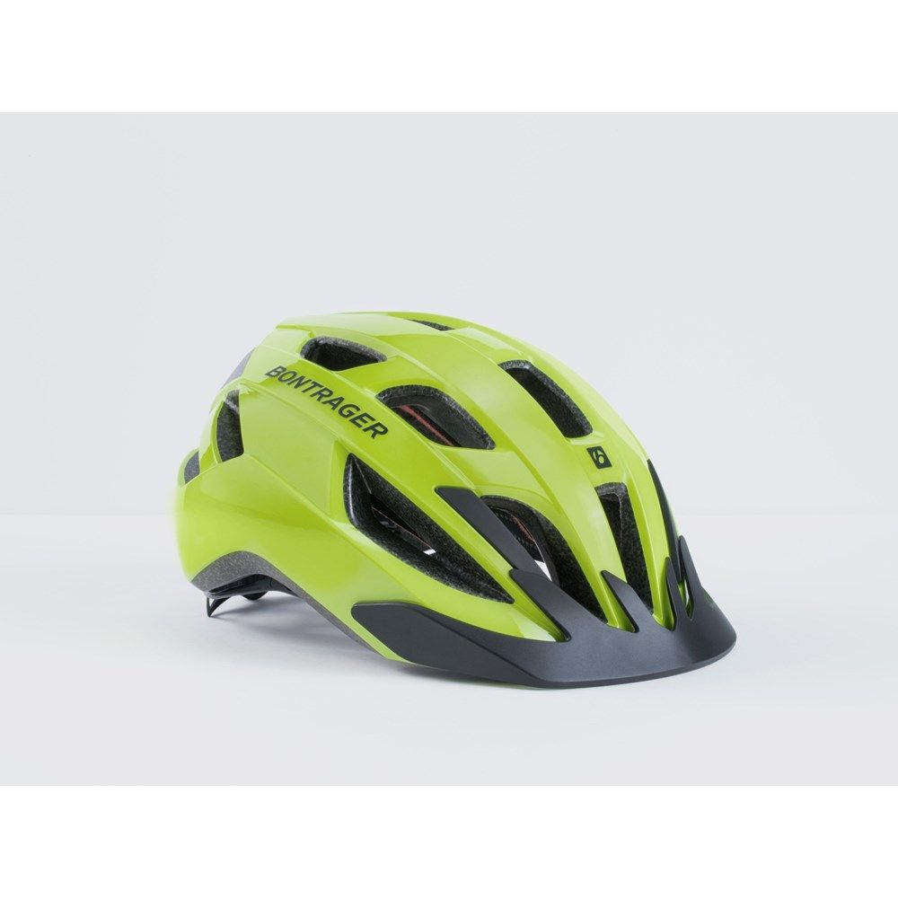 Bontrager Solstice Cycle Helmet Visibility Yellow Mountain Bike