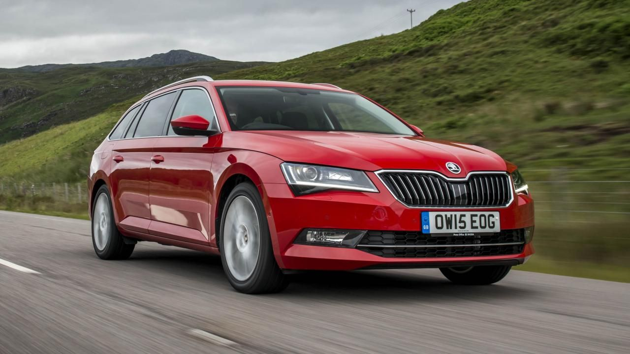 Everything we loved about the old skoda superb estate size space value with added updated interior tech and a genuinely stylish body verging on genius