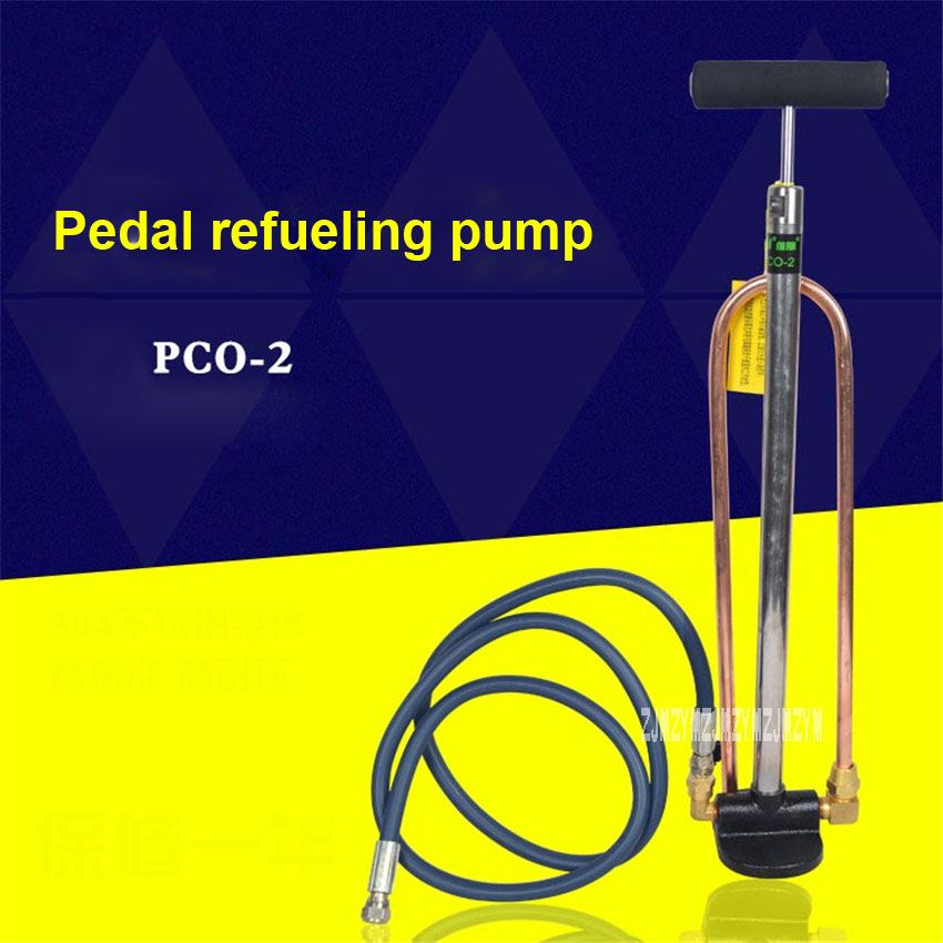 New PCO-2 Central Air Conditioning Manual Fuel Pump