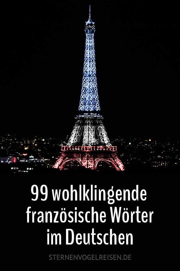 Deutsch Französische Wörter