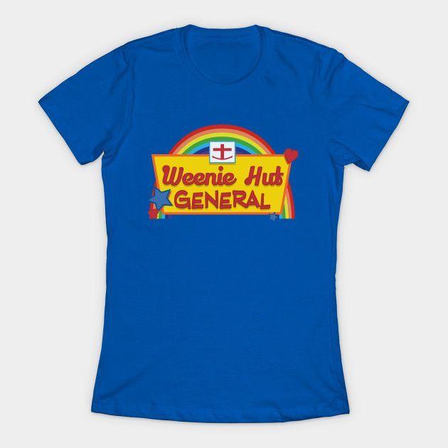Weenie Hut General Womens T-Shirt