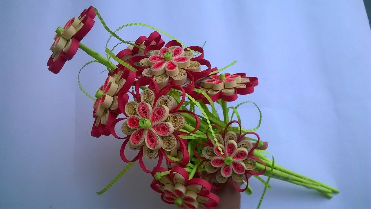 Paper Quilling Flower Quilling Pinterest Paper Quilling