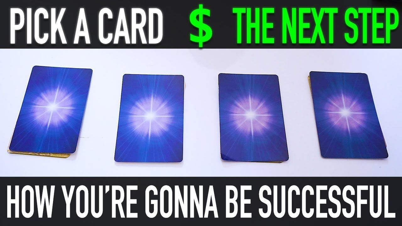 Pick a Card reading :