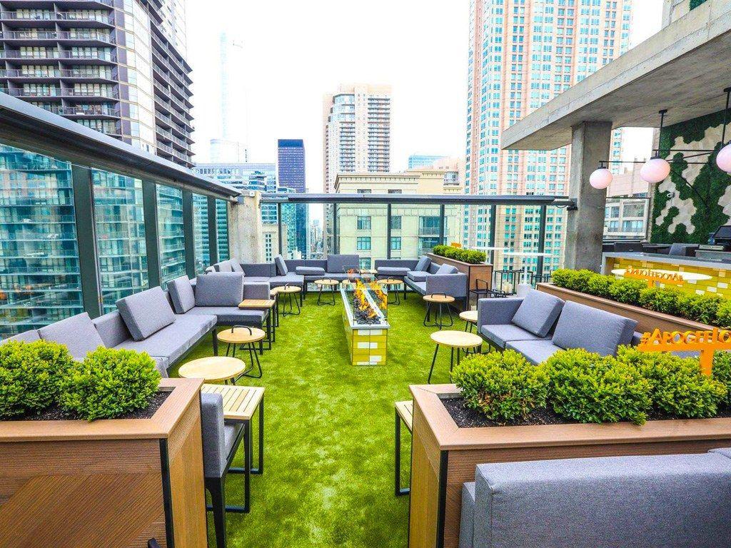 12 Best Rooftop Bars in Chicago | Best rooftop bars ...