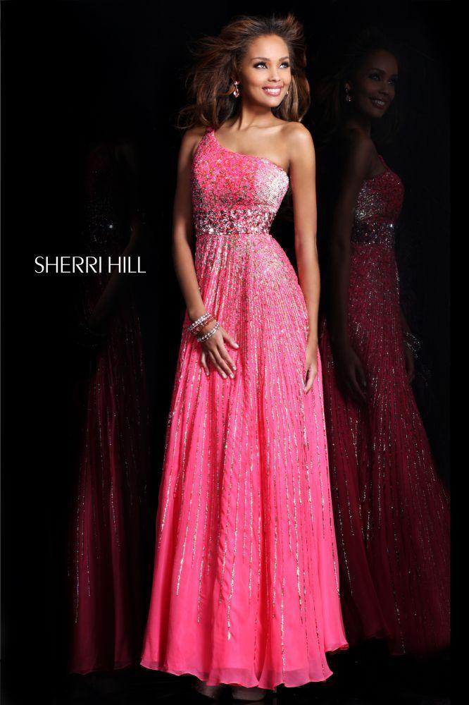 Sherri Hill style 8506   Things I Love   Pinterest   Sherri hill ...