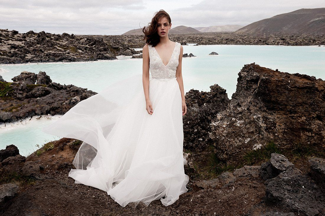 Daalarna Couture  Hochzeitskleid, Brautkleid und Brautmode