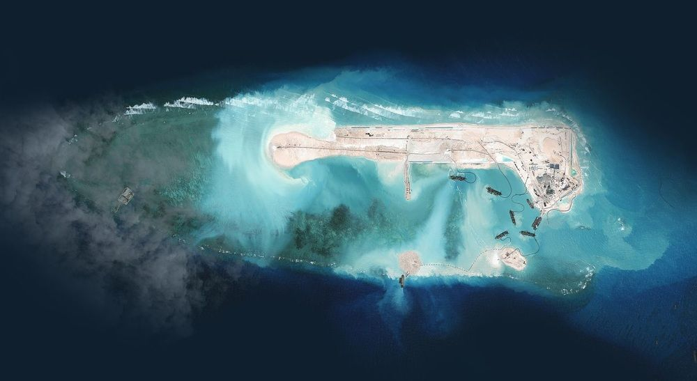 What China Has Been Building in the South China Sea - Atlas of Places