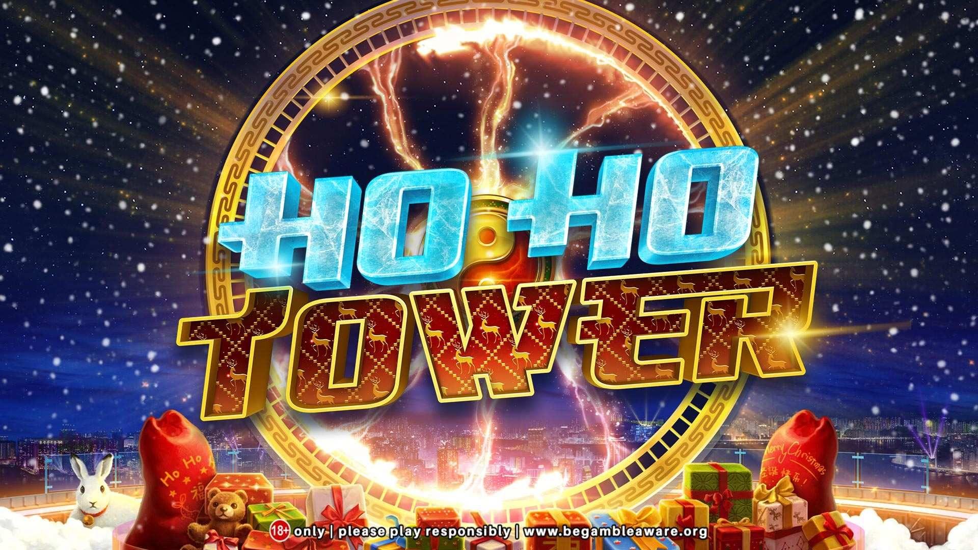 Ho Ho Tower Slot Machine