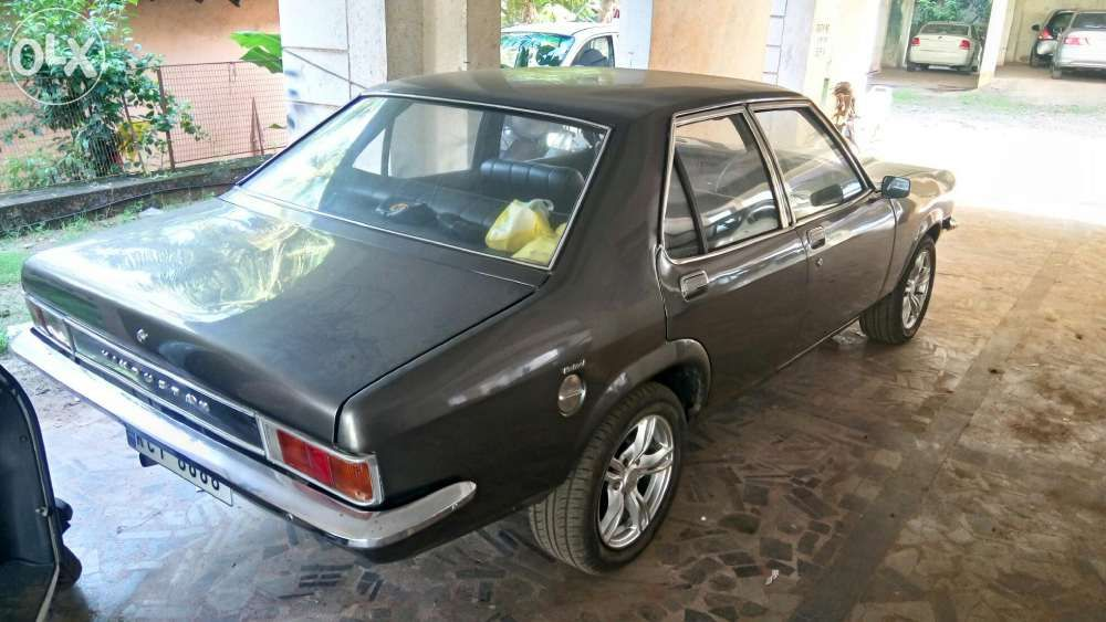 Done Up Car Restored Need Serious Buyer Contact Only If Interested 15 Alloys N 205 Size Tyres Big Grill Chrome Bumpers Isuzu Engi Car Vauxhall Classic Cars