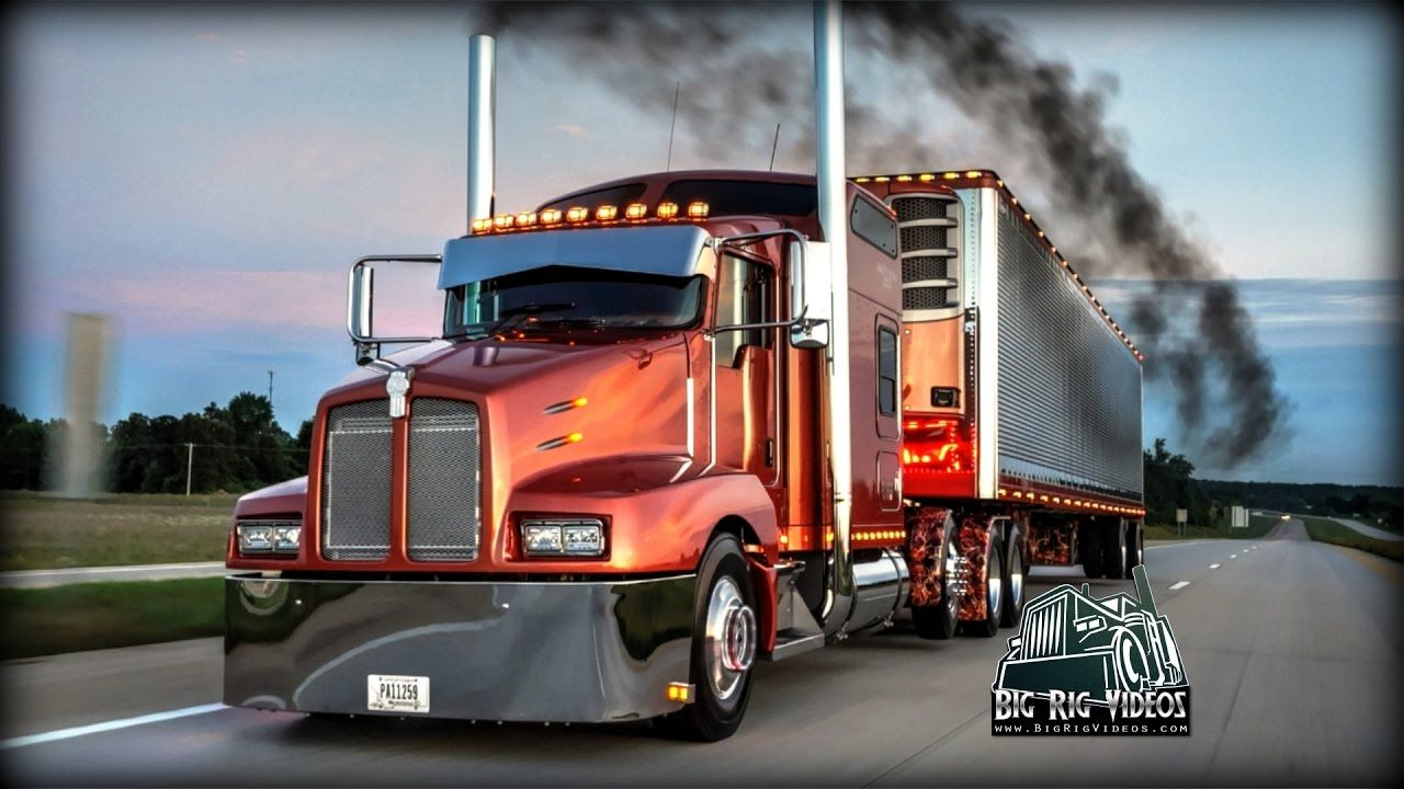 Pin By Efrain On Big Rig In 2020 Customised Trucks Kenworth Trucks Kenworth