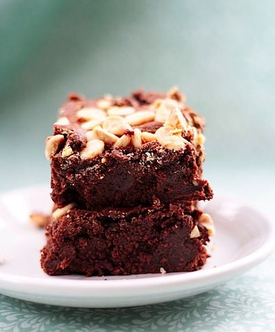 Super Fudgy Brownies... going to try with blood orange infused olive oil
