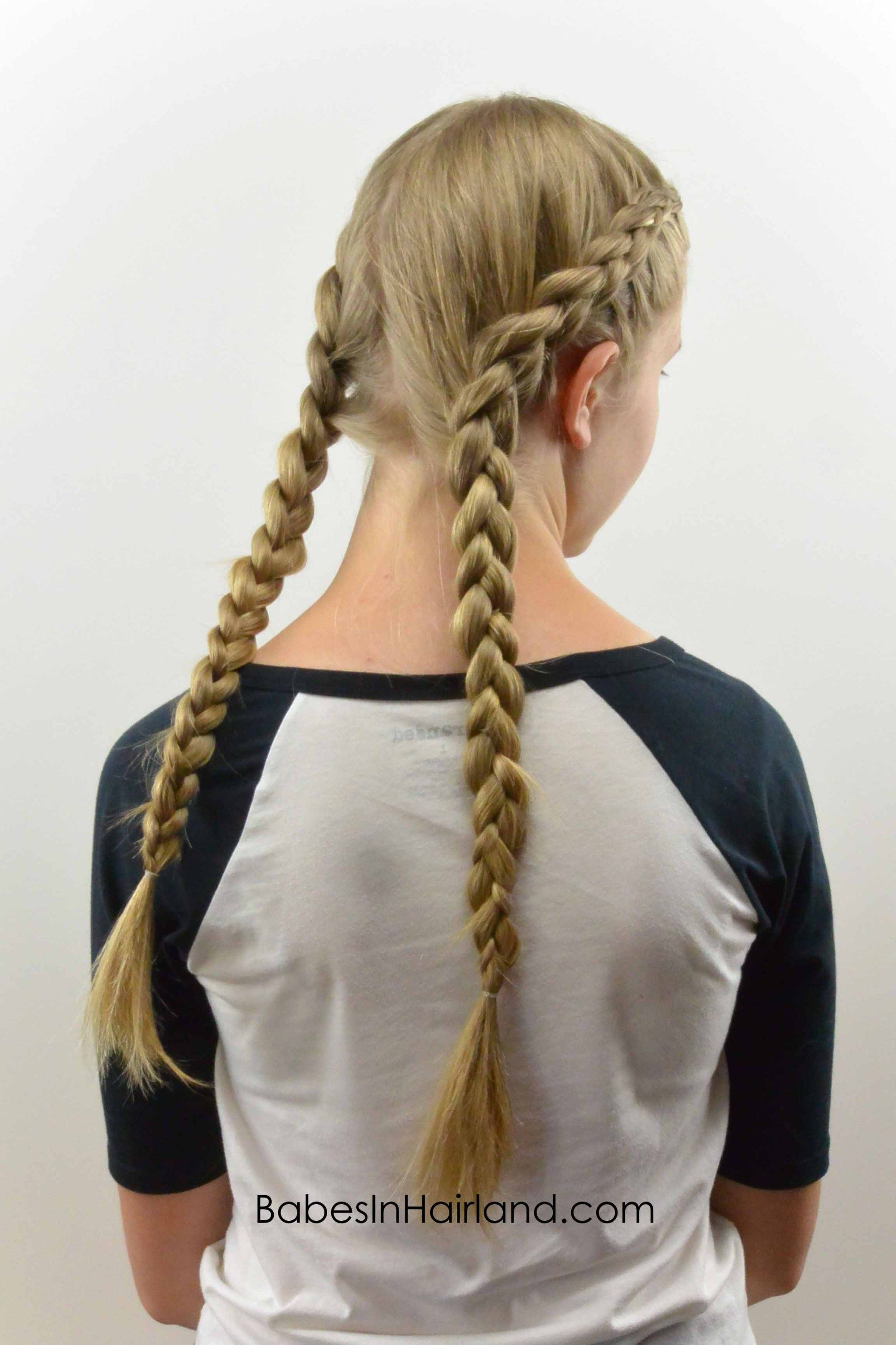 How to tight dutch braids on yourself dutch braids dutch and