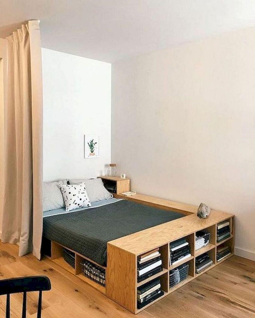 Small Bedroom Storage Ideas
