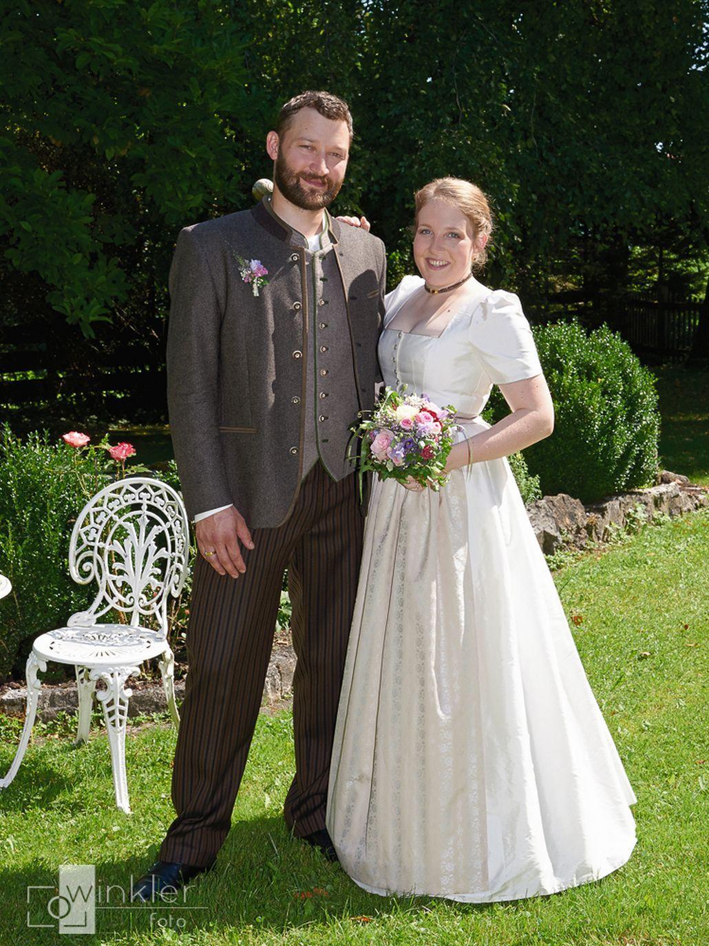 Trachtenhochzeit Chiemgau Trachten Trachtenhochzeit Braut
