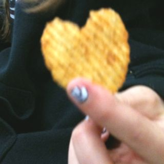My chip is a heart :)))
