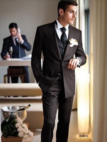 a72d45562fc3 Современный свадебный костюм для жениха | муж.стиль | Свадебный ...