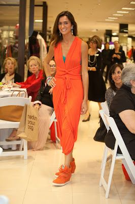 Bloomingdale's fashion show