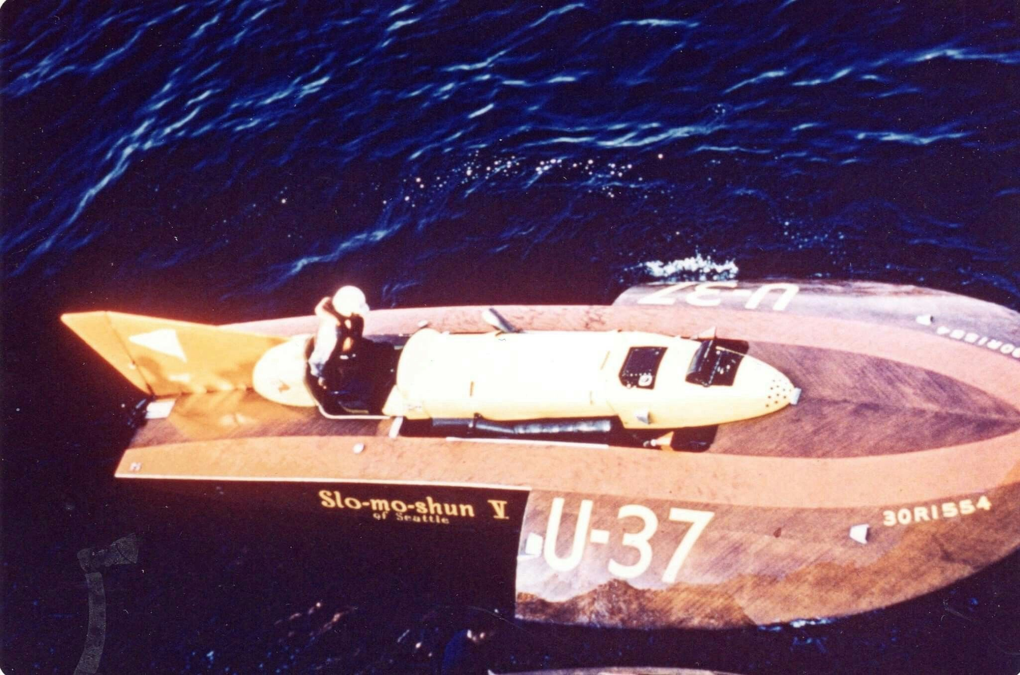 1951 SloMoShun V of Seattle Hydroplane, Hydroplane racing