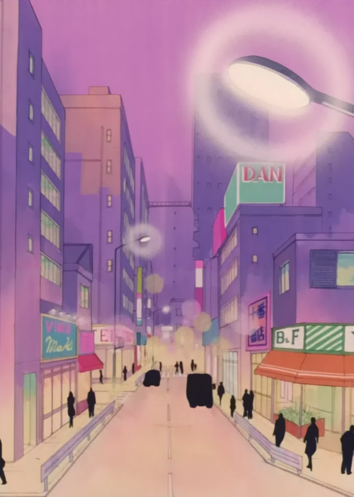 Sailor Moon Scenery Sailor moon series Pinterest