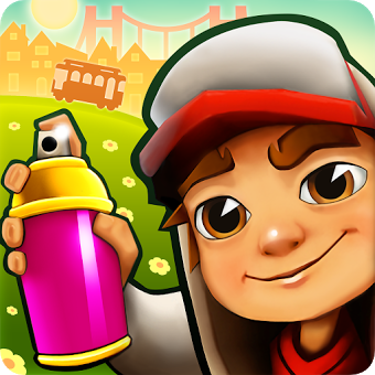 Download Subway Surfers APK MOD and unlock all feature