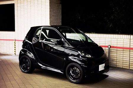 Smart Brabus Xclusive Smart Car Smart Brabus Mercedes Smart