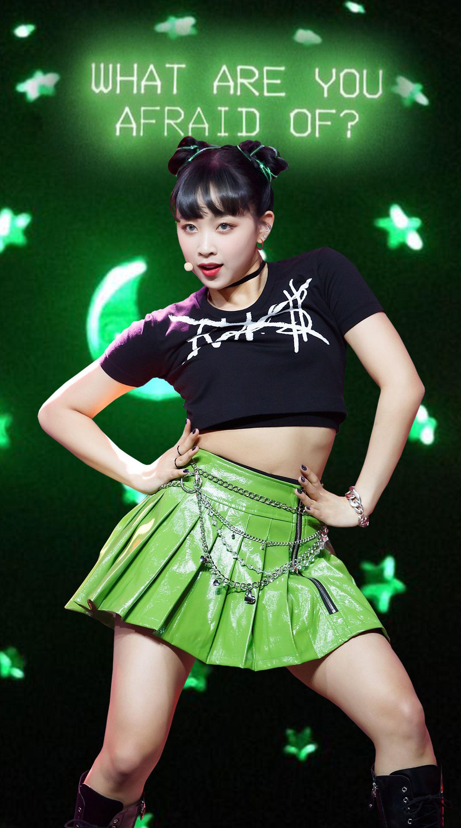 Secret Number Mobile Wallpapers Dita in 2020 | Kpop girls ...