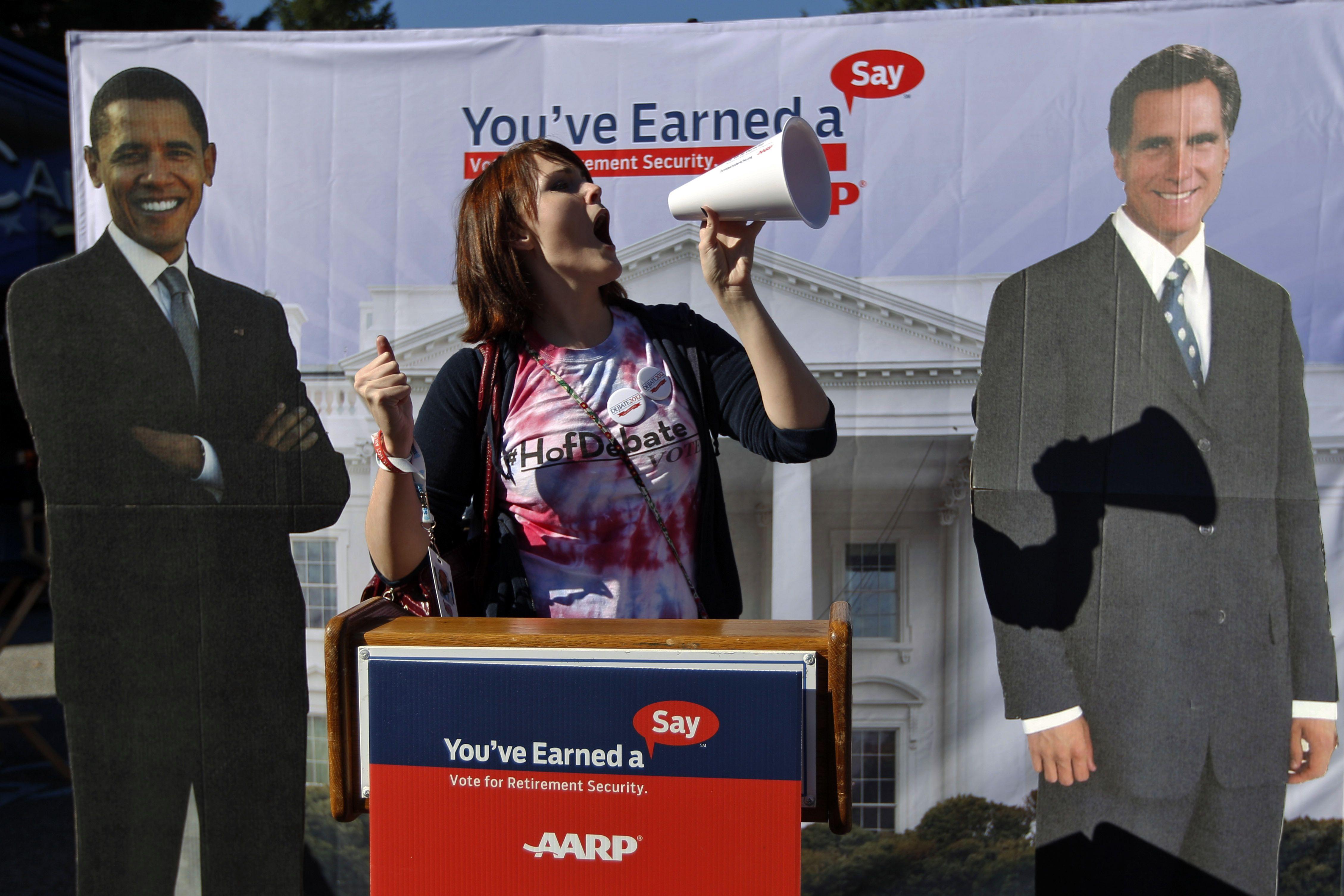 Romney binder comment inspires jokes