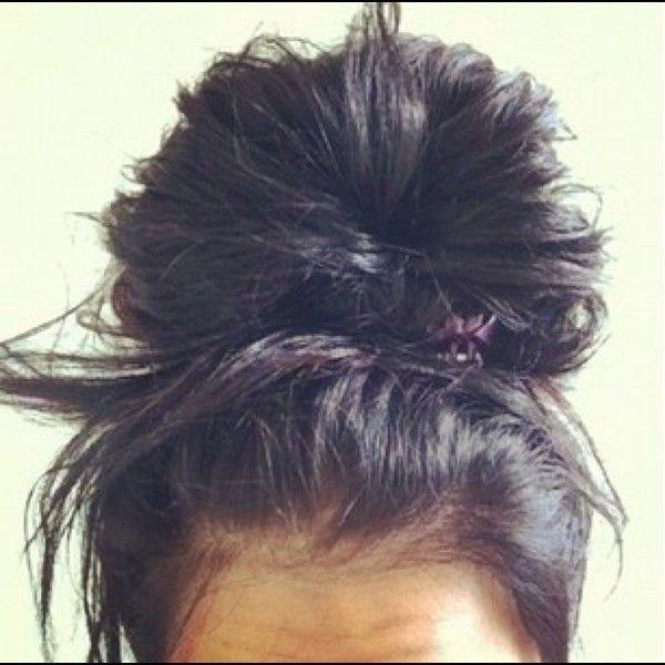 Perfect Big Messy Bun Hair Bun Hairstyles Hair Beauty Hairdo