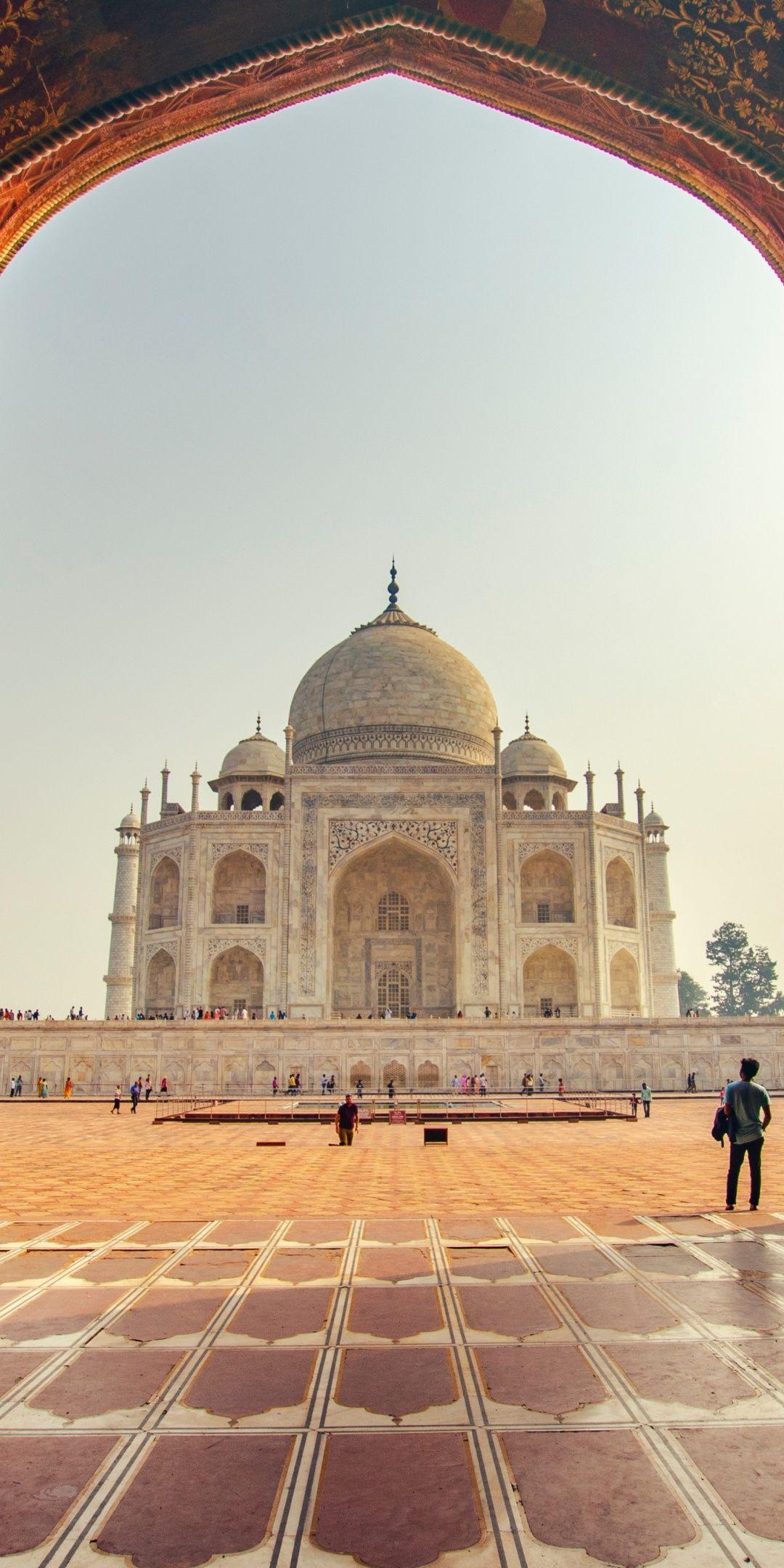 Architecture Taj Mahal New Delhi 1080x2160 Wallpaper Taj Mahal Mecca Wallpaper Cityscape Wallpaper