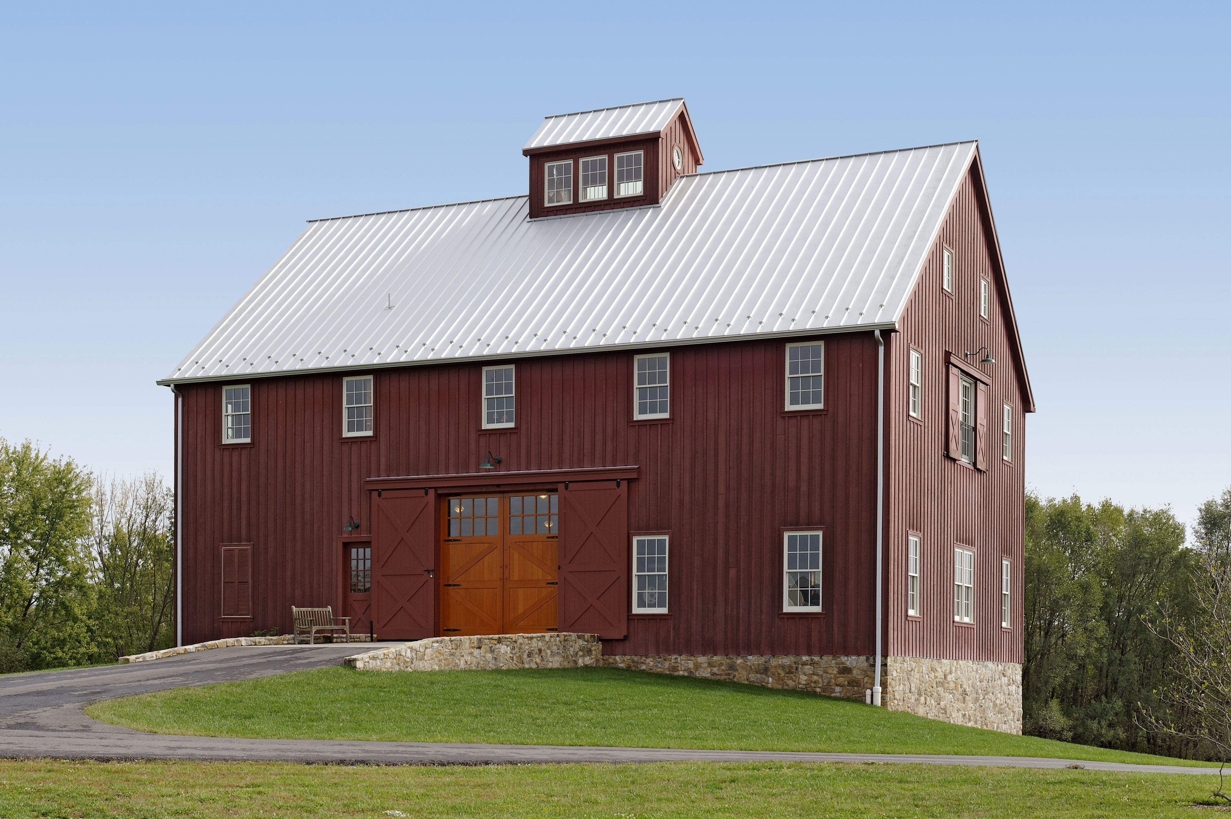 Timber Frame Barns Gallery | New Energy Works | Barn in 2019