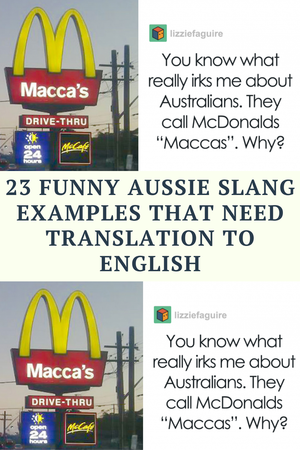 23 Funny Aussie Slang Examples That Need Translation To English In 2020 Funny Aussie Funny Comedy Inspirational Memes