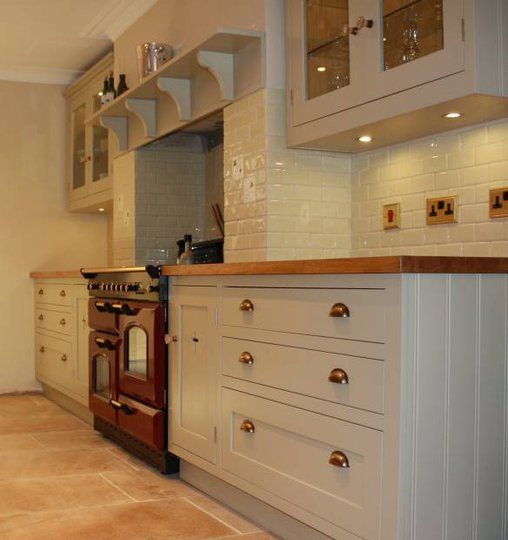 Drawers Instead Of Kitchen Cabinets: Country Kitchen. If I Ever Design My Kitchen It Will Have