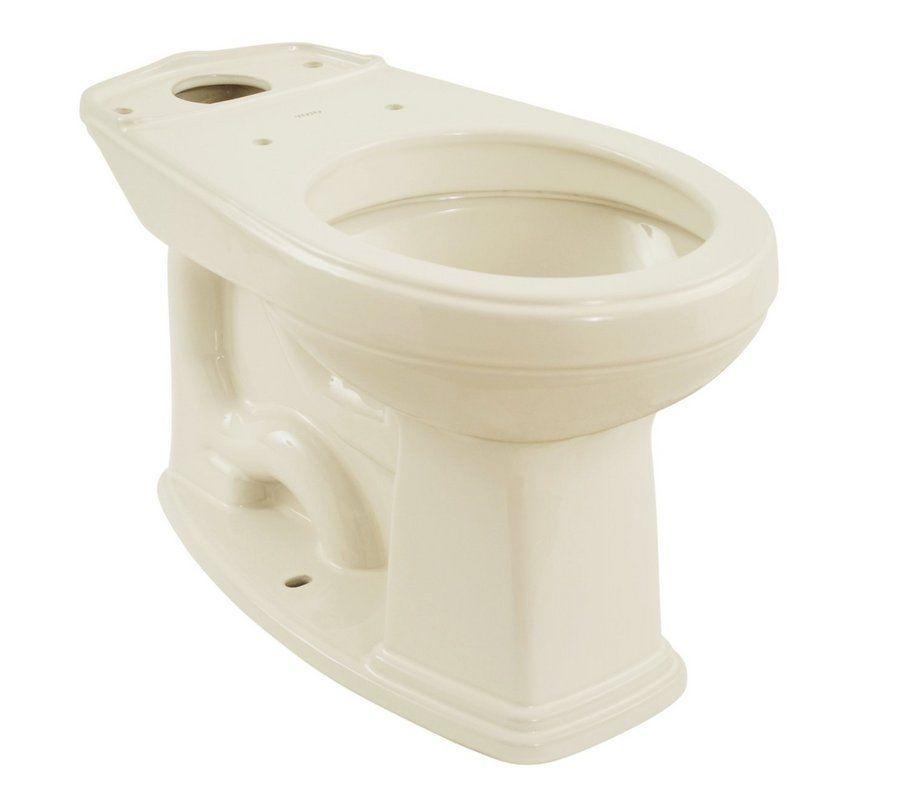 Toto C423EF Eco Promenade Round Front Toilet Bowl Only